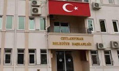 AKP'li belediye, alınmayan malzemelere milyonlar ödemiş!
