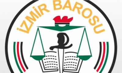 İzmir Barosu'ndan Saray'da yapılacak adli yıl açılışı için flaş karar…