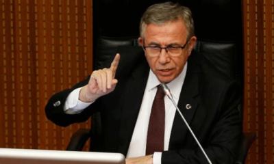 ABB Başkanı Mansur Yavaş: Şirketleri verin kardeşim!