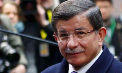 Davutoğlu logosunu belirledi: Parti tabelasını asıyor