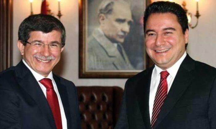 Anketlerde AK Parti'ye 'Yeni Parti' şoku!