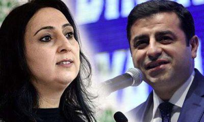 HDP'li Demirtaş ve Yüksekdağ'a tutuklama kararı