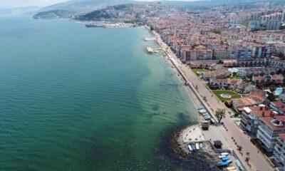 Mudanya ve Büyükşehir Zabıtası'ndan kıyı işgaline müdahale