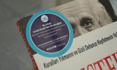 Limak Enerji'den Uluslararası Okuma Yazma Günü'nde anlamlı proje
