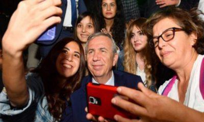 ABB Başkanı Mansur Yavaş'tan gençlere sürpriz!