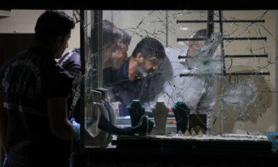 Bursa'da kuyumcudan hırsızlık