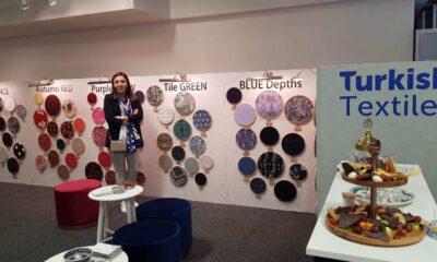 Türk tekstil firmaları, ABD'de ürünlerini tanıttı