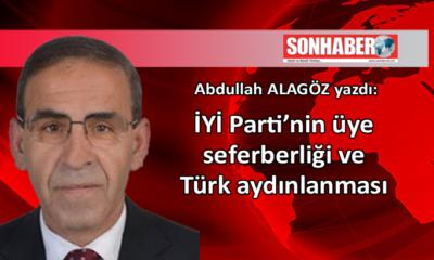 İYİ Parti'nin üye seferberliği ve Türk aydınlanması
