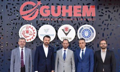 BTSO'nun vizyon projesi GUHEM'e üst düzey ziyaret