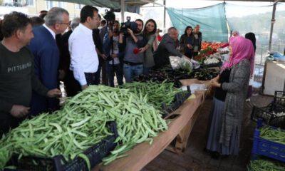 İmamoğlu: İBB, tarım üretimini desteklemede birinci aktör olacak