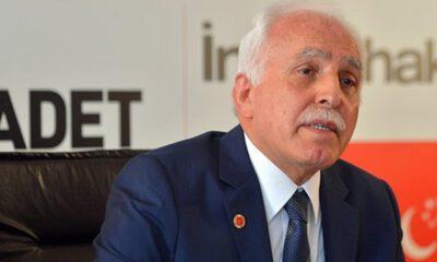 Mustafa Kamalak'ın avukat oğlu İYİ Parti'ye geçti