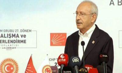 Kılıçdaroğlu'dan Bahçeli'ye dokunulmazlık resti: Kaldırmazsanız namertsiniz!
