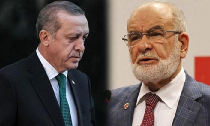 Karamollaoğlu'ndan Erdoğan'a: Verdiğiniz IBAN numarasını geri çekin