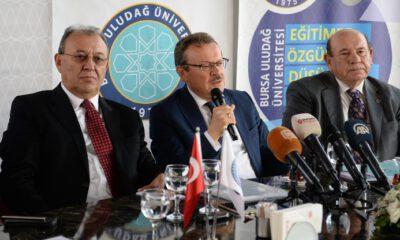 Bursa'da üniversite-sanayi iş birliğinin temelleri atılıyor