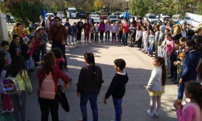 Nilüfer'de 'Çocuk Hakları Günü'ne renkli kutlama