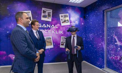 Bursagaz'ın 'Görsel Öğrenme Merkezi' Nilüfer'de açıldı