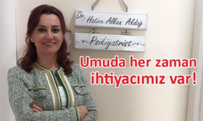 Uzm. Dr. Hatice Alkan Akdağ, intihar nedenlerini SONHABER16.COM'a değerlendirdi