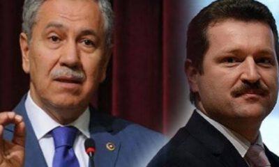 Adalet Bakanı'ndan Arınç'ın 'damat savunması'na tepki