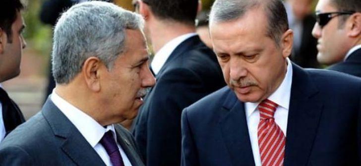 Bülent Arınç: Erdoğan'ın sözlerinden rencide oldum!