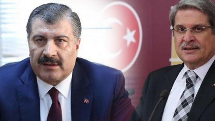 Sağlık Bakanı, İYİ Partili Çıray'ın 'Menzil' sorusunu yanıtsız bıraktı!