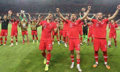 A Millilerimiz Euro 2020'de!
