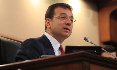 İmamoğlu: Kimse 3 çocuk babası vatandaş Ekrem'e Kanal İstanbul'u dayatamaz