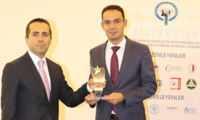 Limak Enerji'ye engelsiz bilişim ödülü…