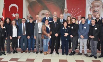 CHP Bursa'da ilçe kongreleri sürüyor