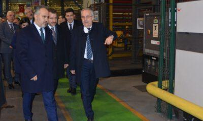 Bursa Büyükşehir Belediye Başkanı Aktaş, Balıkesir'i ziyaret etti