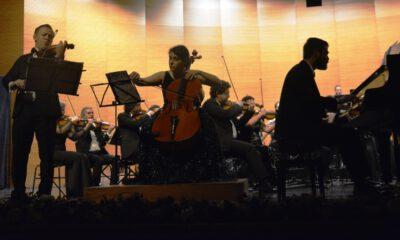 Bursa BDSO'nun klasik müzik konserine büyük ilgi…