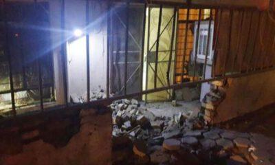 Bağdat'ta ABD Büyükelçiliğine füzeli saldırı!