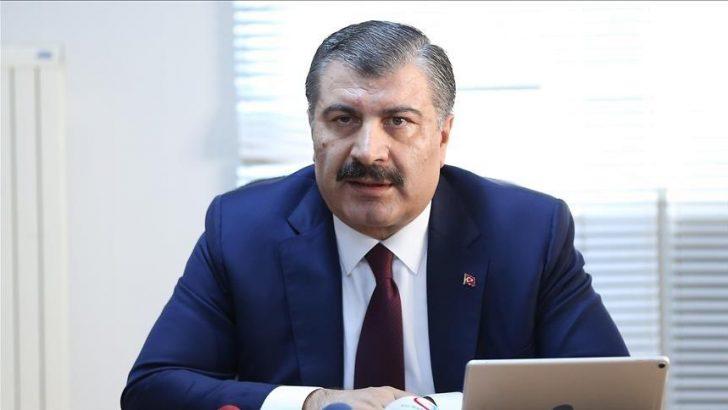 Sağlık Bakanı Koca: Hastalık kontrol altına alınmıştır