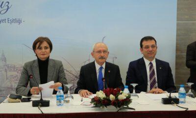 Kılıçdaroğlu: Beraber ve birlikte en güzelini yapmak zorundayız
