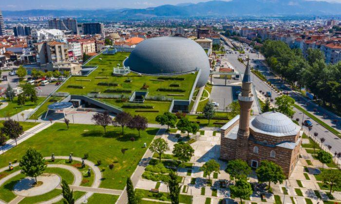 Panorama 1326 Bursa, UNESCO'da ödül alacak