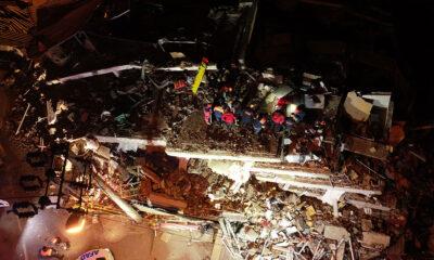 AFAD paylaştı: Elazığ depreminde bilanço artıyor