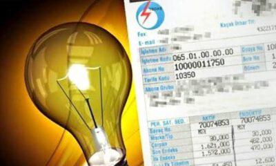 Elektrik faturası için geriye dönük itiraz süresi 12 aya uzatıldı