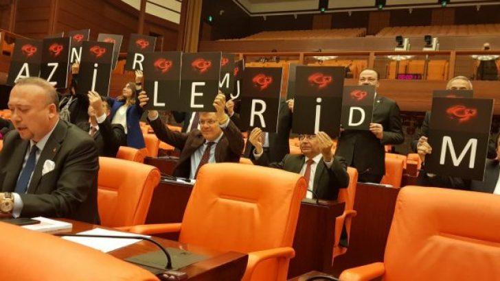 Maaşları kesilen gazilerin mağduriyeti, Meclis'e taşındı