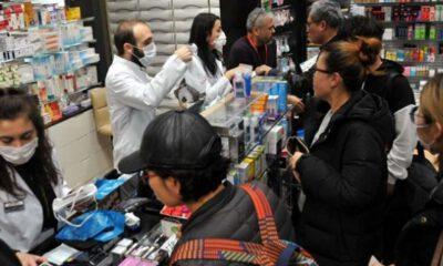İstanbul Havalimanı'nda maske satışlarında artış!