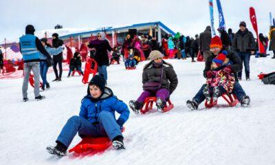 Uludağ'da kış şenliği coşkusu yaşanacak!