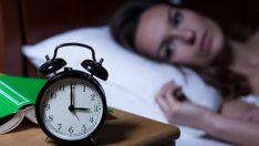 Dikkat! Sağlıksız ve yetersiz uyku bağışıklığı vuruyor!