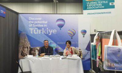 Türk tekstil ürünleri, ABD'de tanıtıldı