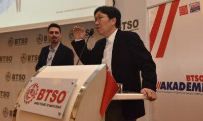 BTSO'dan üyelerine e-ticaret eğitimi