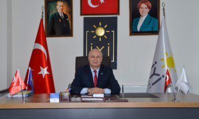 İYİ Parti Yıldırım'da Kemal Ataç, yeniden başkan..