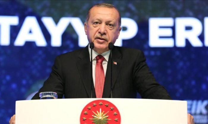 Erdoğan: Kanal İstanbul Projesi yakın zamanda ihaleye çıkıyor