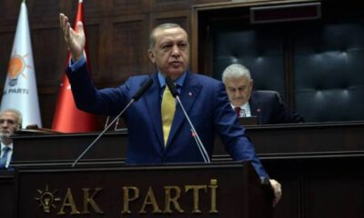 Cumhurbaşkanı Erdoğan'a anket şoku!