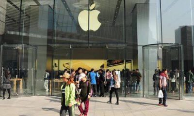 Apple, tüm dünyadaki mağazalarını kapattı