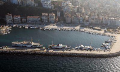 Güzelyalı Yat Limanı artık Büyükşehir'in…