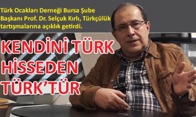Prof. Dr. Selçuk Kırlı: Türk Ocakları Derneği, bir fikir kulübüdür