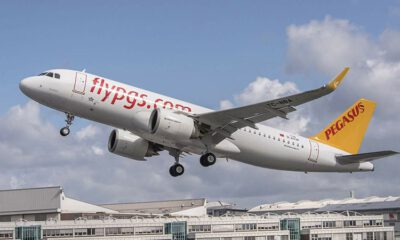 Pegasus Hava Yolları, yurt içi seferlerini 30 Nisan'a kadar iptal etti