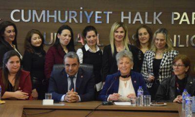 Aysel Okumuş, CHP Bursa İl Kadın Kolları başkan adaylığını açıkladı